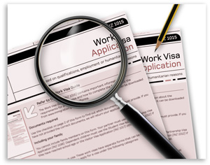 How to acquire a visa to work temporarily in the USA