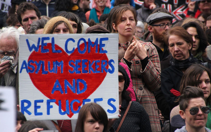 Los nuevos cambios de petición de asilo e inmigrantes indocumentados