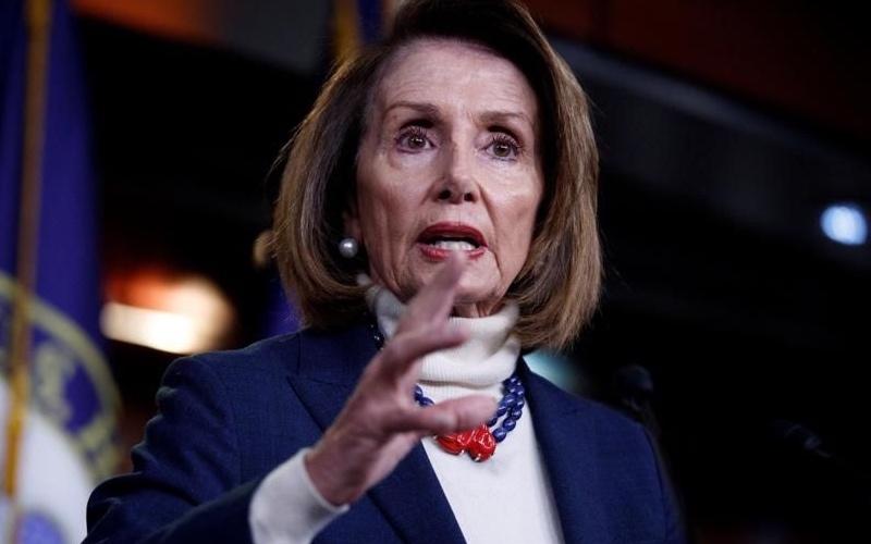 Casa Demócrata en voz de Pelosi menciona que el primer paso para la seguridad fronteriza es re abrir el gobierno