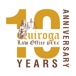 Quiroga Law Office 10-year Anniversary