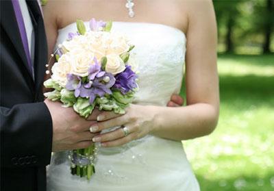 Residencia por medio del matrimonio