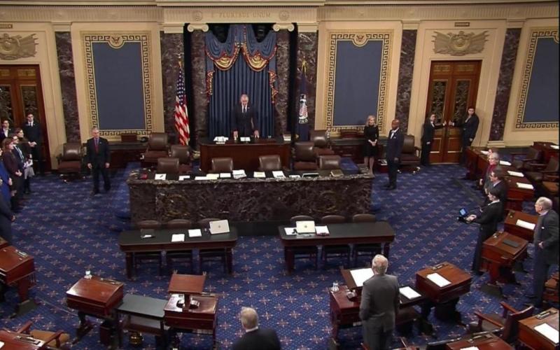 US Senate shutdown