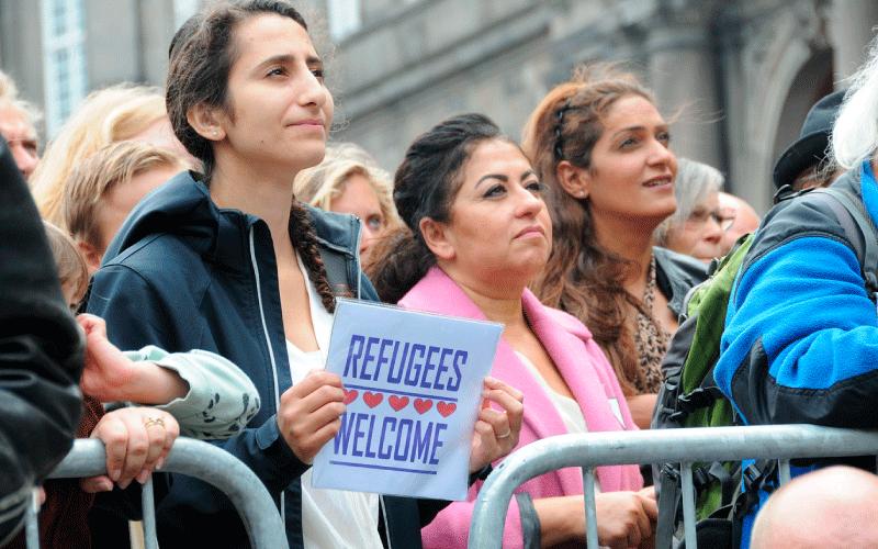Gobierno de USA inundado por solicitudes de asilo