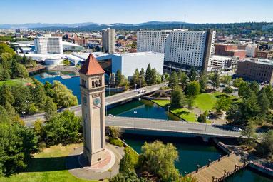 Spokane, WA