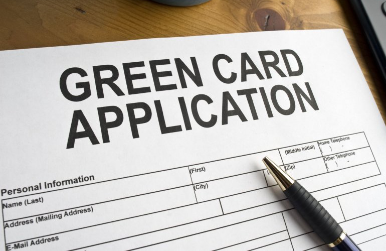 USCIS, application Visa, Green Card