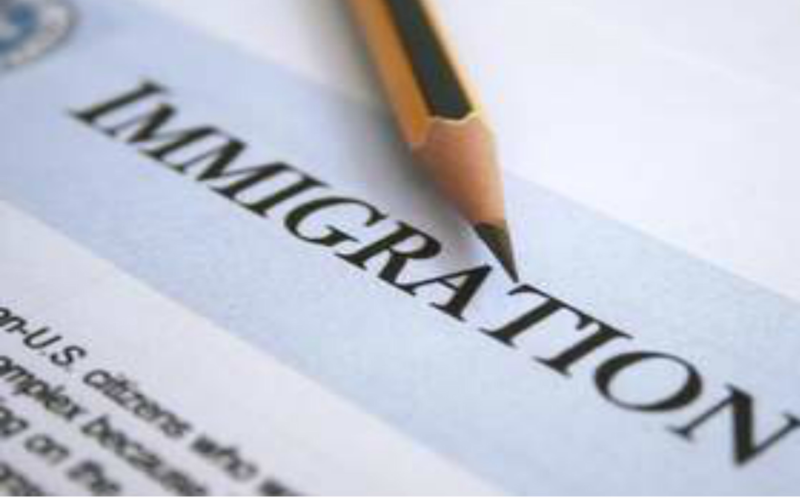 USCIS visa, application Quiroga law