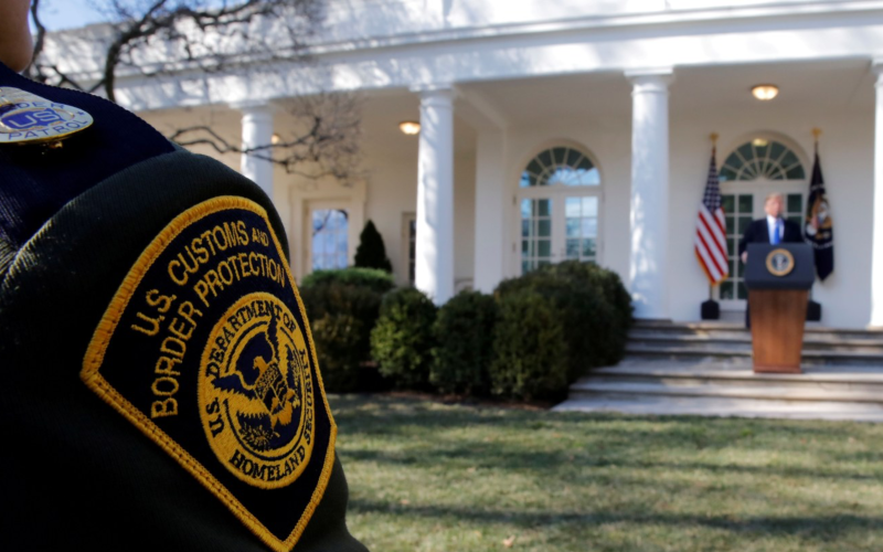 16 Estados están listos para presentar demanda para declarar inconstitucional la emergencia nacional declarada por Trump