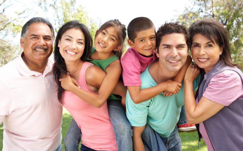 Familiares directos e indirectos