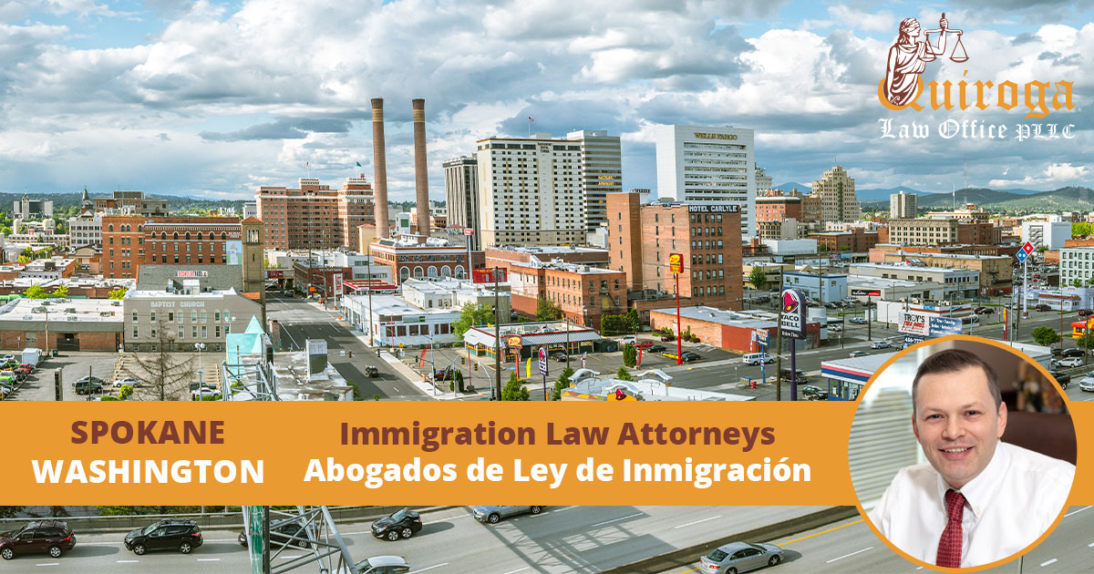 Hire an Experienced Immigration Attorney in Spokane