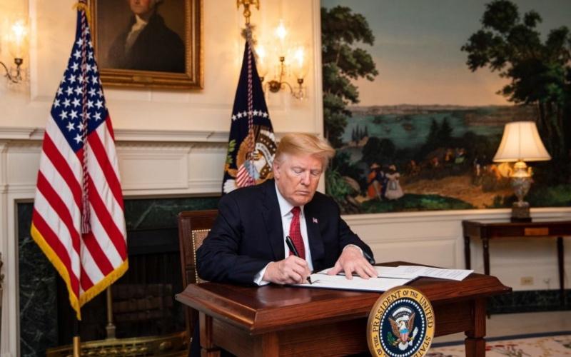 California y Nuevo México piden a un juez que evite que Trump use fondos militares para el muro fronterizo FV