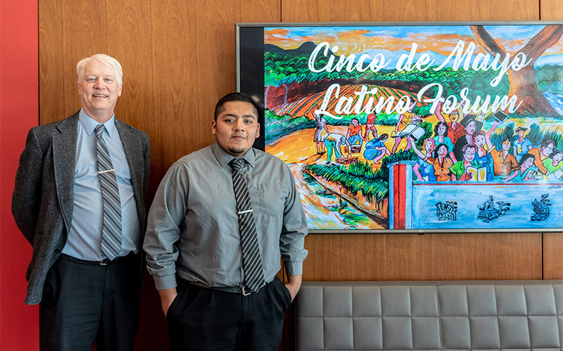 Cinco de Mayo Latino Forum at Eastern Washington University