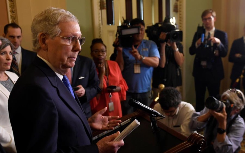 McConnell: el Senado tiene pocas probabilidades de presentar el proyecto de ley Pro-Dreamers