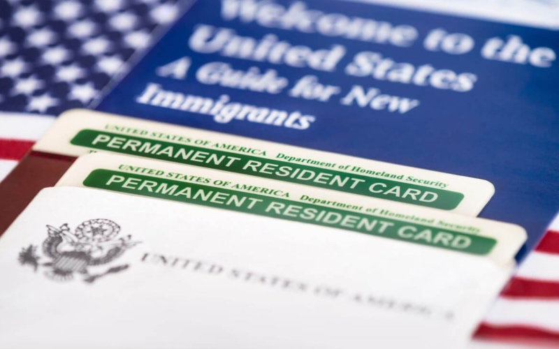 Permanent residence in the United States, 3 Cases
